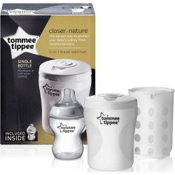 TOMMEE TIPPEE Стерилизатор за шишета CLOSER TO NATURE 423100
