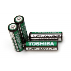 TOSHIBA Батерии Heavy Duty Sup 4бр.