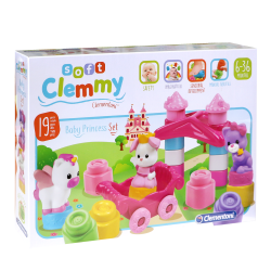 CLEMMY PLUS Конструктор BABY PRINCESS SET 17203