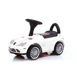 CHIPOLINO Ride-on MERCEDES 722S БЯЛ ROC722S0181WH