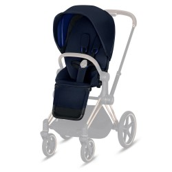 CYBEX PLATINUM Седалка PRIAM SEAT PACK INDIGO BLUE 519002323