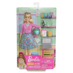 BARBIE YOU CAN BE Kукла Учител GJC23