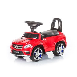 CHIPOLINO Ride-on MERCEDES BENZ GL63 AMG ЧЕРВЕН ROCAMG0162RE