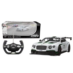 RASTAR Кола BENTLEY CONTINENTAL GT3 1:14