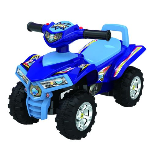 CHIPOLINO Ride-on ATV СИН ROCAT01803BL - 1