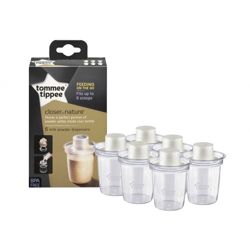 TOMMEE TIPPEE Диспенсър за сухо мляко 43136271 - 1