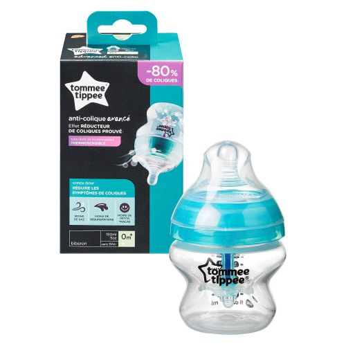 TOMMEE TIPPEE Шише за хранене 150 мл. ANTI-COLIC+  42240571 - 1