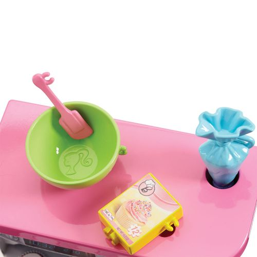 BARBIE Комплект за игра с кукла готвач I CAN BE COOKING AND BAKING FHP57 - 5