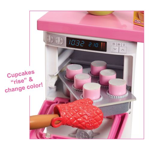 BARBIE Комплект за игра с кукла готвач I CAN BE COOKING AND BAKING FHP57 - 3