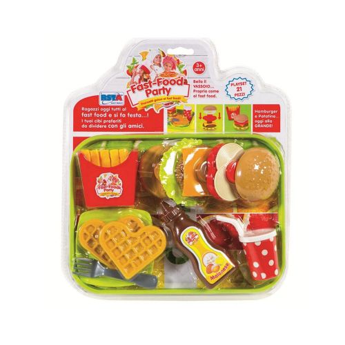 RS TOYS Комплект FAST FOOD PARTY 10386 - 1