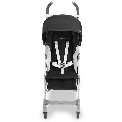 MACLAREN Лятна количка GLOBETROTTER BLACK/WHITE WD1G110292 - 2