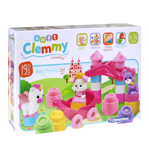 CLEMMY PLUS Конструктор BABY PRINCESS SET 17203  - 1