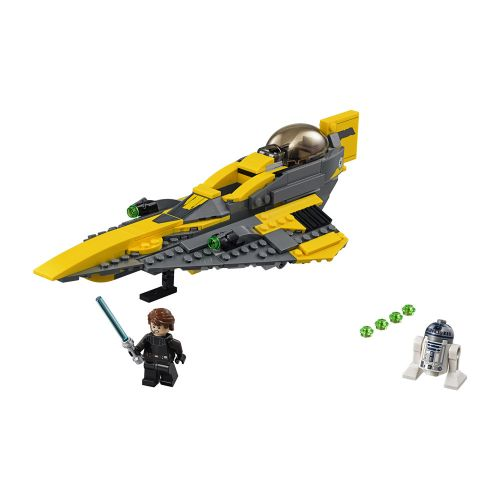 LEGO STAR WARS Anakin's Jedi Starfighter™ 75214 - 2