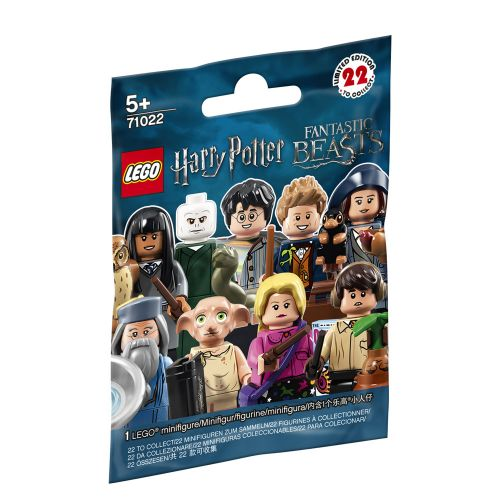LEGO MINIFIGURES Harry Potter™ и Fantastic Beasts™ 71022 - 1