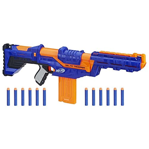 NERF Бластер N-STRIKE ELITE DELTA TROOPER E1911 - 1