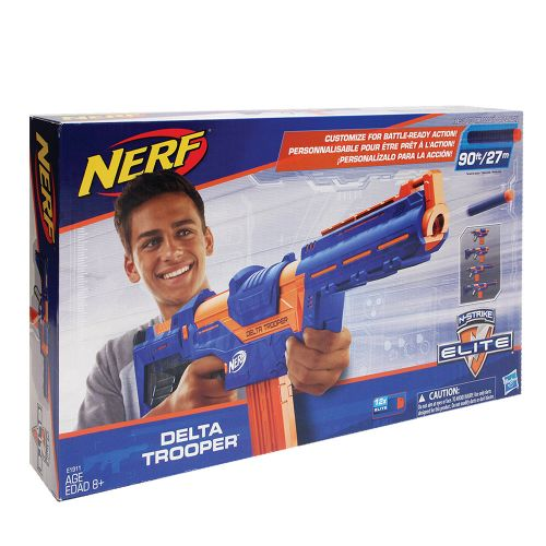 NERF Бластер N-STRIKE ELITE DELTA TROOPER E1911 - 3