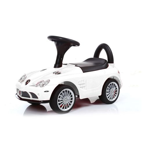 CHIPOLINO Ride-on MERCEDES 722S БЯЛ ROC722S0181WH - 1