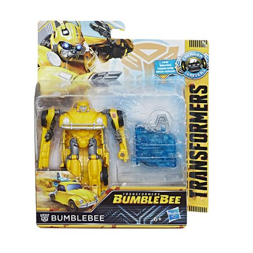 "TRANSFORMERS Робот ENERGON IGNITERS POWER PLUS MV6 ""BUMBLEBEE"" E2087 - 3"