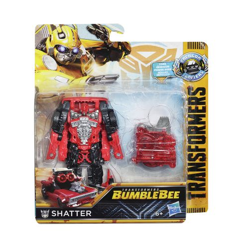 "TRANSFORMERS Робот ENERGON IGNITERS POWER PLUS MV6 ""BUMBLEBEE"" E2087 - 1"