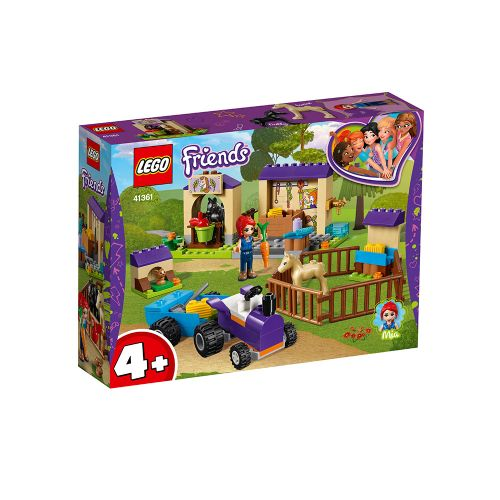 LEGO FRIENDS Конюшнята на Mia 41361 - 1