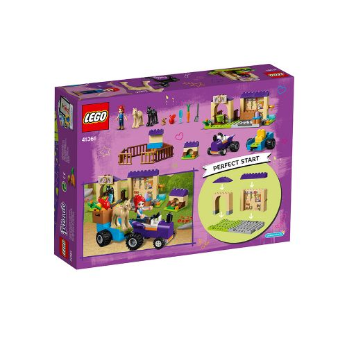 LEGO FRIENDS Конюшнята на Mia 41361 - 8