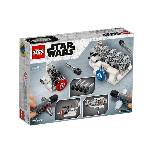LEGO STAR WARS Action Battle Hoth – атака срещу генератора 75239 - 4