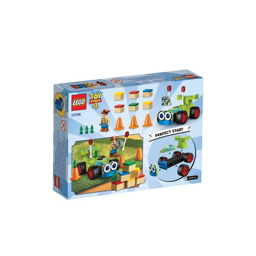 LEGO TOY STORY 4 Woody & RC 10766 - 8