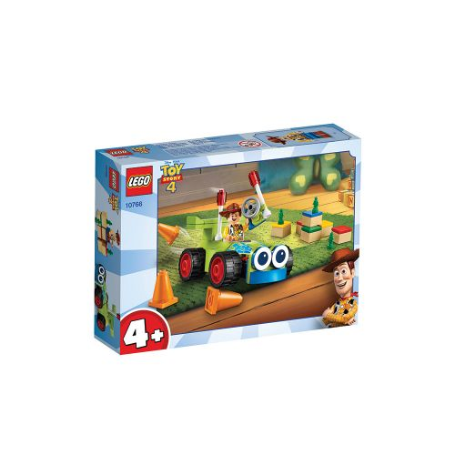 LEGO TOY STORY 4 Woody & RC 10766 - 1