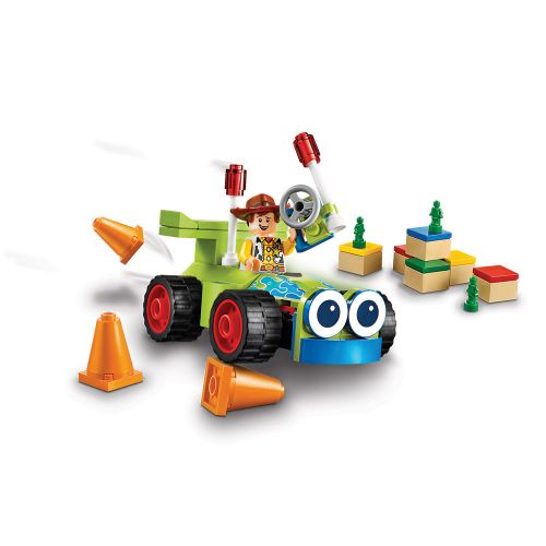 LEGO TOY STORY 4 Woody & RC 10766 - 6