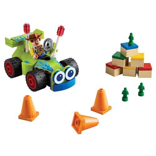 LEGO TOY STORY 4 Woody & RC 10766 - 5