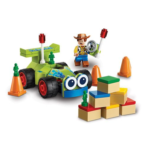 LEGO TOY STORY 4 Woody & RC 10766 - 3