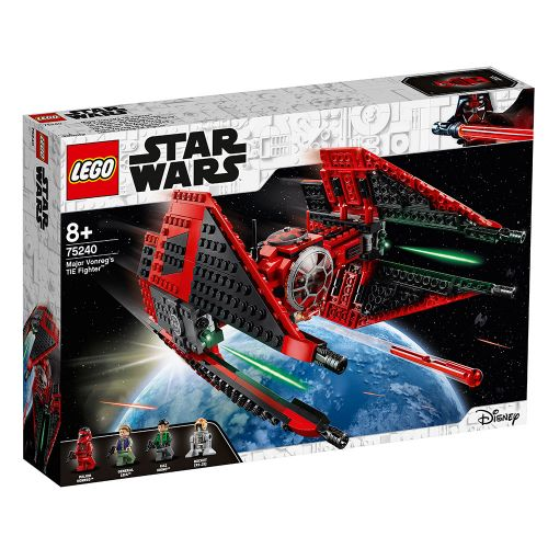 LEGO STAR WARS Major Vonreg's TIE Fighter™ 75240 - 1