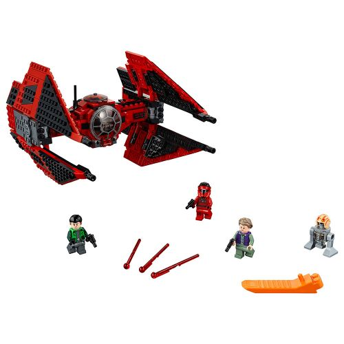 LEGO STAR WARS Major Vonreg's TIE Fighter™ 75240 - 3