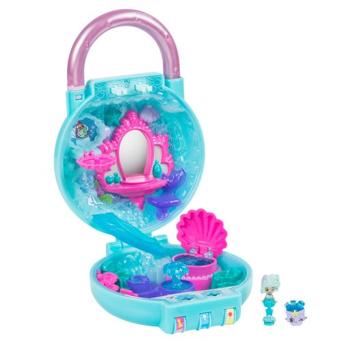 SHOPKINS LIL SECRETS S2 Катинар MINI PLAYSET 57222 - 9
