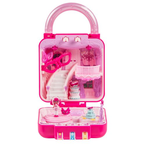 SHOPKINS LIL SECRETS S2 Катинар MINI PLAYSET 57222 - 15