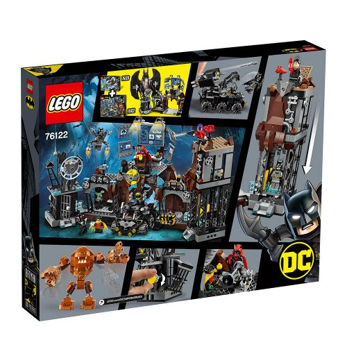 LEGO SUPER HEROES Clayface™ напада пещерата на прилепа 76122 - 4