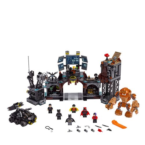 LEGO SUPER HEROES Clayface™ напада пещерата на прилепа 76122 - 3