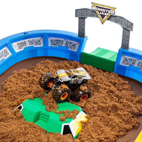 MONSTER JAM Арена MONSTER DIRT 6046704 - 6