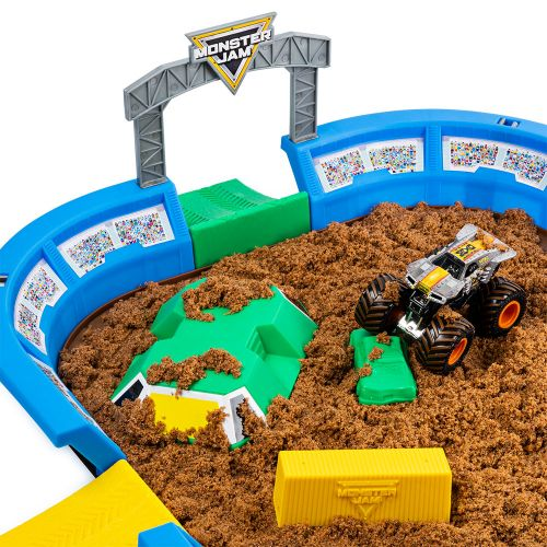 MONSTER JAM Арена MONSTER DIRT 6046704 - 7