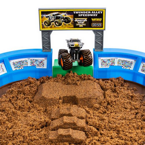 MONSTER JAM Арена MONSTER DIRT 6046704 - 9