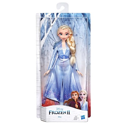 DISNEY FROZEN II Кукла ЕЛЗА E6709 - 1