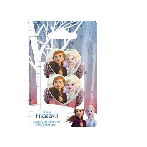 ABC FROZEN II Ластици за коса 2 бр. 700311 - 2
