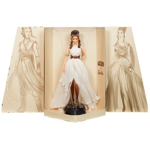 BARBIE Gold Label кукла STAR WARS RAY GLY28 - 3