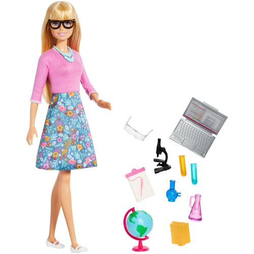 BARBIE YOU CAN BE Kукла Учител GJC23 - 1