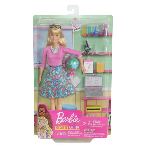 BARBIE YOU CAN BE Kукла Учител GJC23 - 2