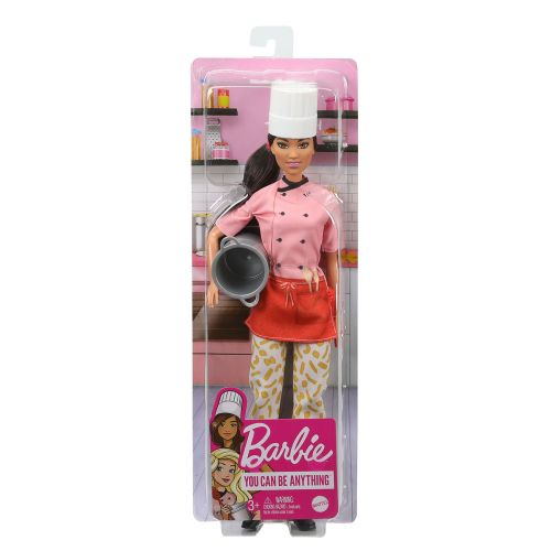 """BARBIE CARRERS Кукла готвач """"YOU CAN BE ANYTHING"""" GTW38 - 2"""