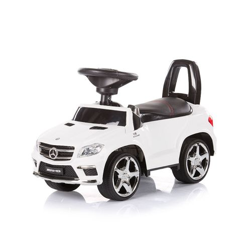 CHIPOLINO Ride-on MERCEDES BENZ GL63 AMG БЯЛ ROCAMG0161WH