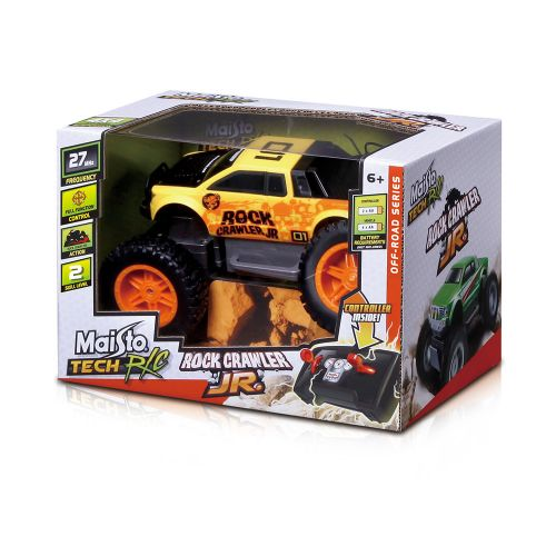 MAISTO TECH OFF ROAD Кола ROCK CRAWLER JUNIOR 81162 - 1