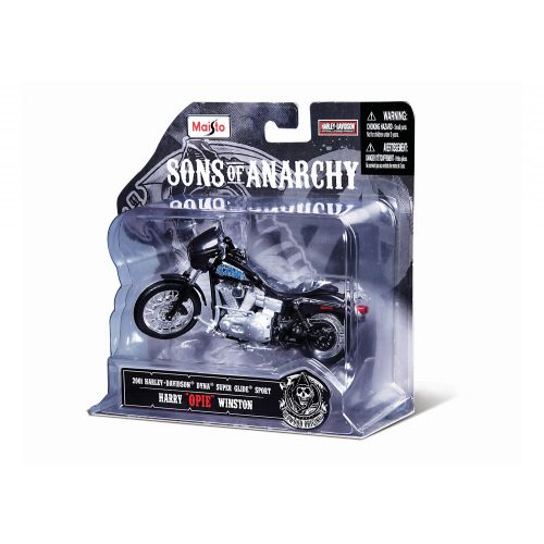 MAISTO Мотор H-D SONS OF ANARCHY - 2