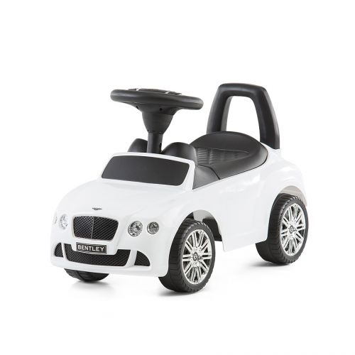 CHIPOLINO Ride-on BENTLEY CONTINENTAL БЯЛ - 1